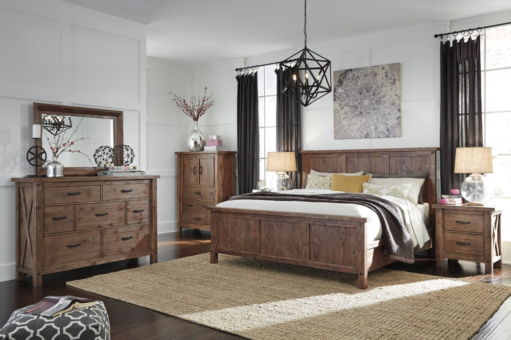ashley homestore - 38 photos & 136 reviews - furniture stores