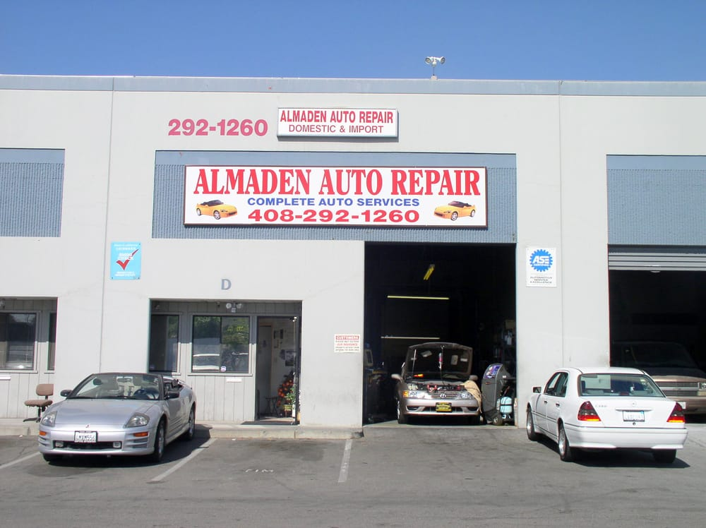 Almaden auto repair 74 photos 405 reviews motor for United motors san jose