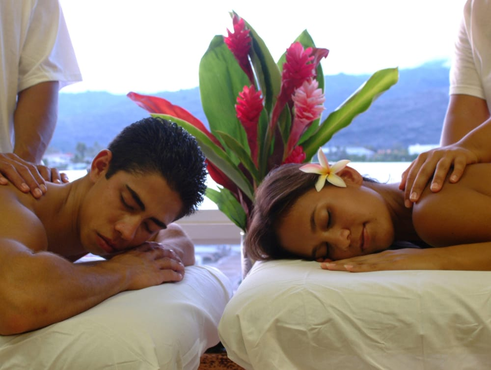 Sensual massage redding