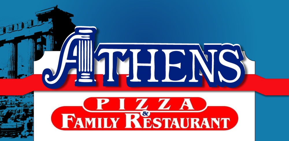 Athens Pizza & Family Restaurant: 83 Westminster St, Bellows Falls, VT