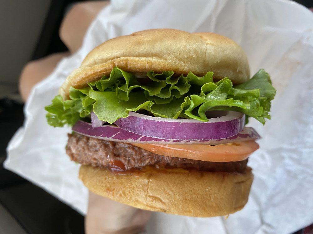 Red Line Burgers: 4383 Fm 2986, Portland, TX