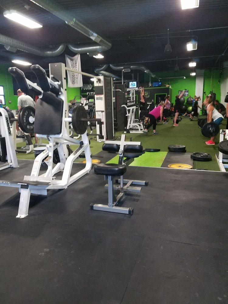 Pound 4 Pound Fitness: 21 S Main St, Elburn, IL