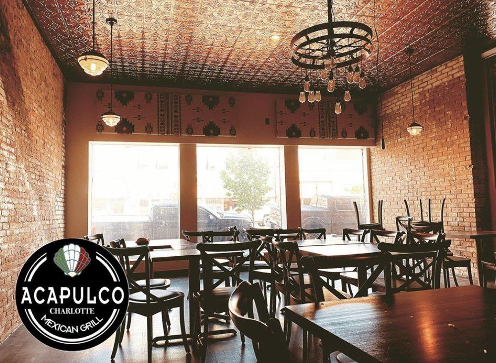 Acapulco Mexican Grill: 112 S Cochran Ave, Charlotte, MI