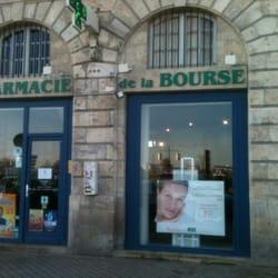 pharmacie de la bourse farmacie 3 quai richelieu h tel de ville quinconces bordeaux. Black Bedroom Furniture Sets. Home Design Ideas