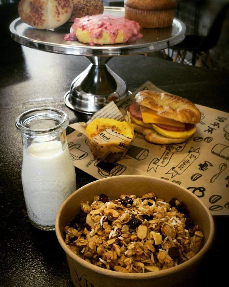 Vintage Grind Coffeehouse: 5605 S 1900th W, Roy, UT