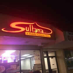 Sultana Middle Eastern Restaurant Closed 35 Photos 16 Reviews