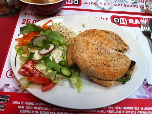 chez fan-fan - diy food - rue père de deken 70, etterbeek