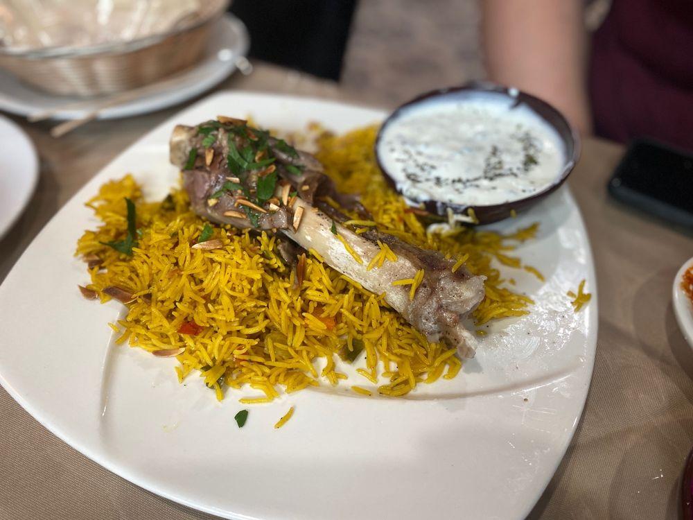 Food from Kaza Maza