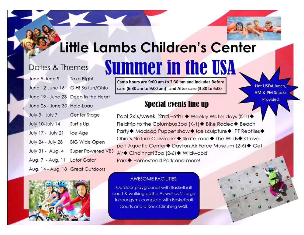 Little Lambs Children's Center: 425 S Hamilton Rd, Gahanna, OH