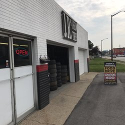 Jr S Used Tires Tires 2728 W Washington St Indianapolis In