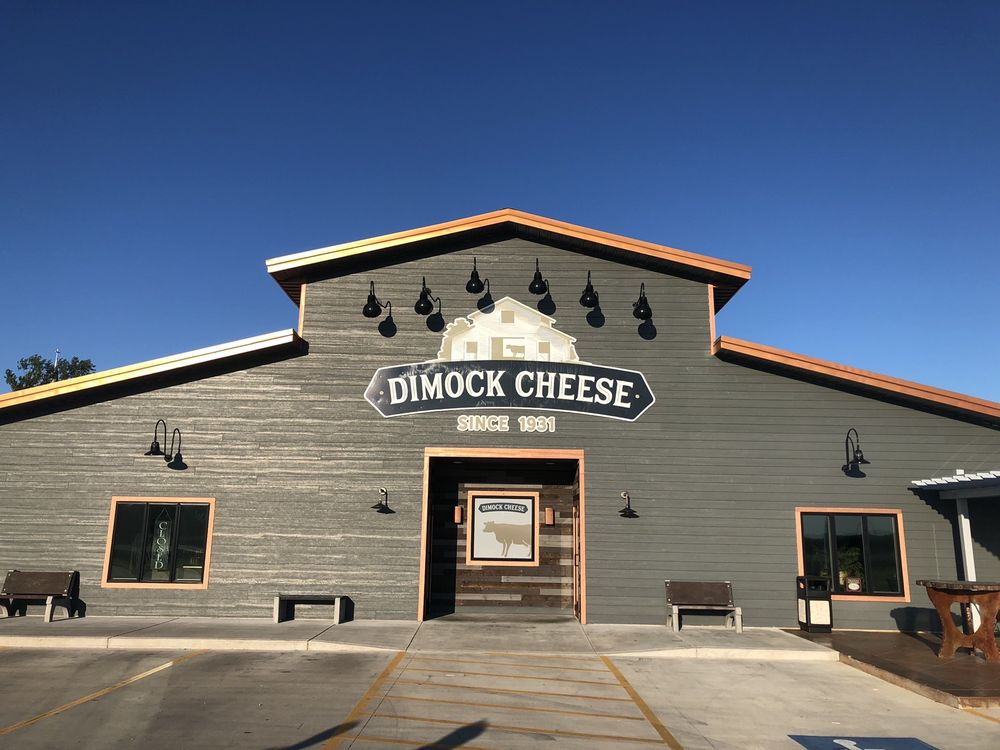 Dimock Dairy: Dimock, SD