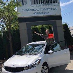 Used Cars Langley >> Titanium Auto Group Used Car Dealers 9494 200 Street