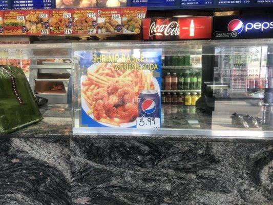 Crown Fried Chicken - 4002 Market St, University City