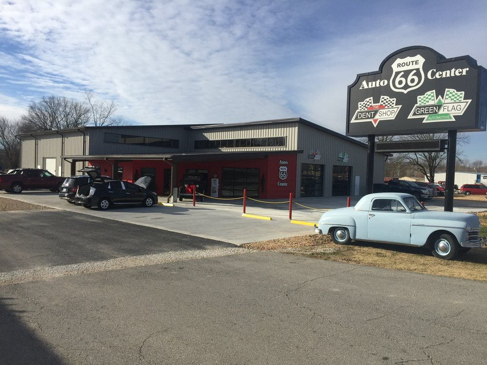 Green Flag Automotive @ 66 Auto Center: 4882 E 7th St, Joplin, MO