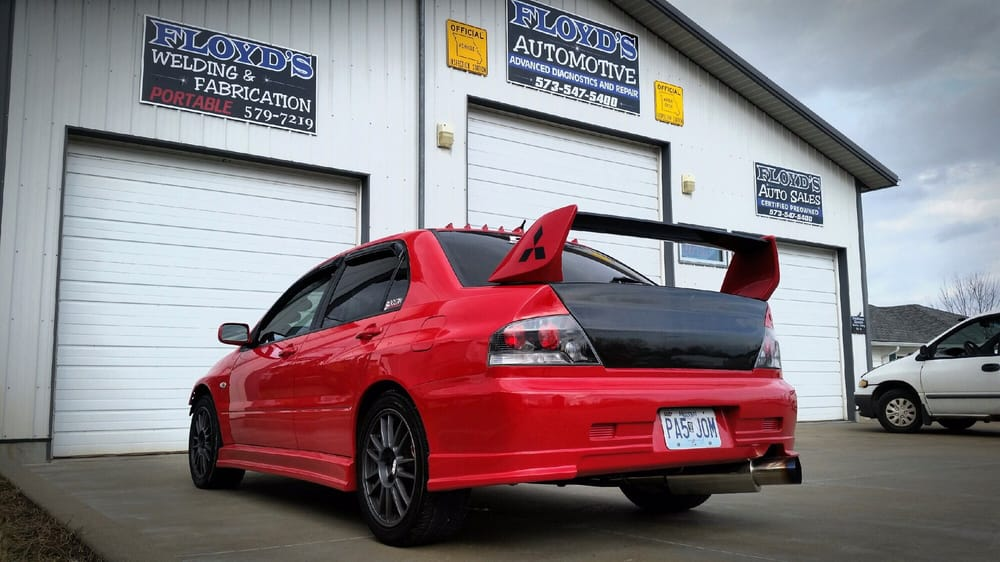 Floyd's Automotive: 506 E Saint Francois St, Perryville, MO
