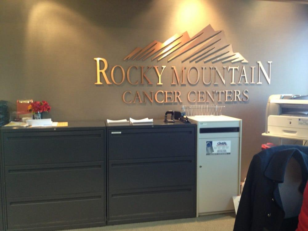 Rocky Mountain Cancer Centers: 4700 E Hale Pkwy, Denver, CO