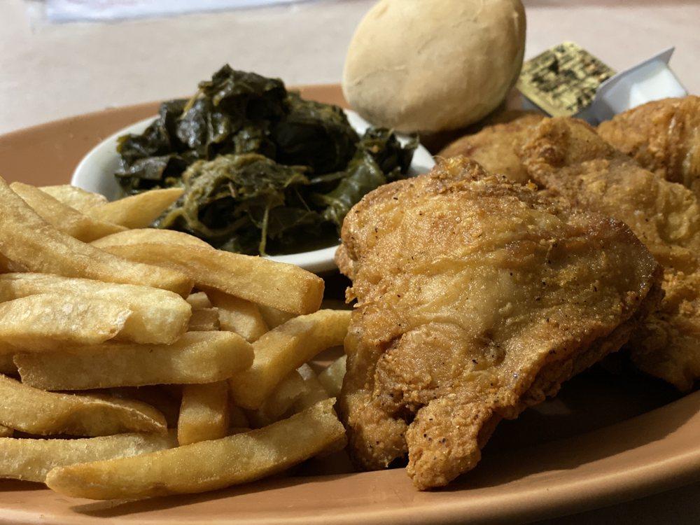 The Circle II Restaurant: 205 S Hughes Blvd, Elizabeth City, NC