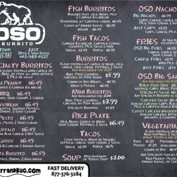 Oso Burrito Geschlossen 18 Beitr 228 Ge Mexikanisch