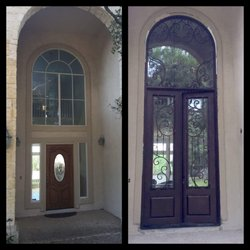 Photo Of Exclusive Iron Doors   San Antonio, TX, United States. Before And