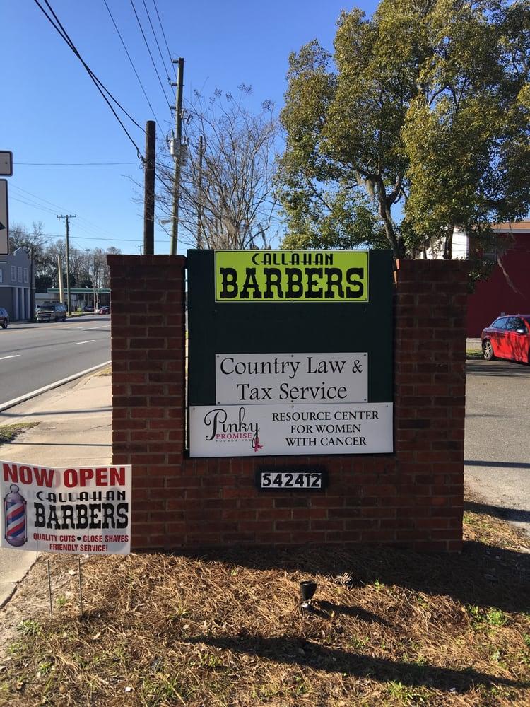 Callahan Barbers: 450036 SR-200, Callahan, FL