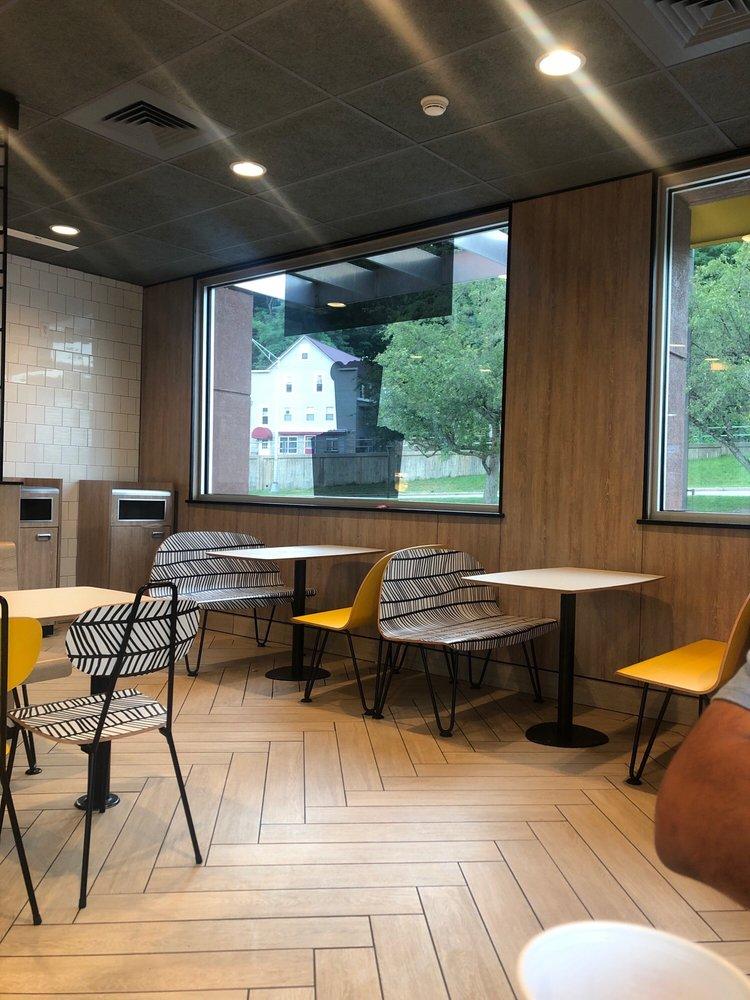 McDonald's: 50 Albany St, Little Falls, NY