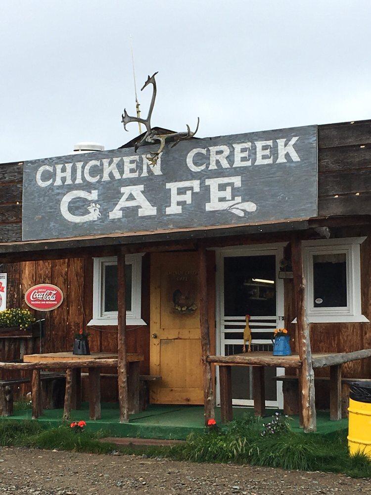 Chicken Creek Cafe: Chicken, AK