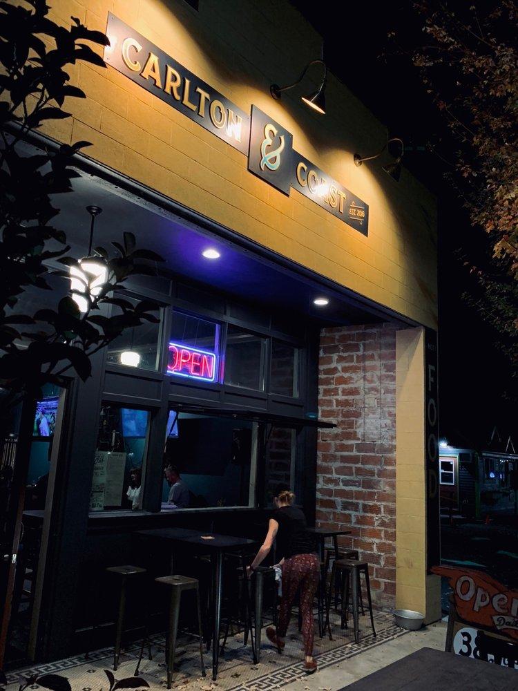 Carlton & Coast Tavern: 325 W Main St, Carlton, OR