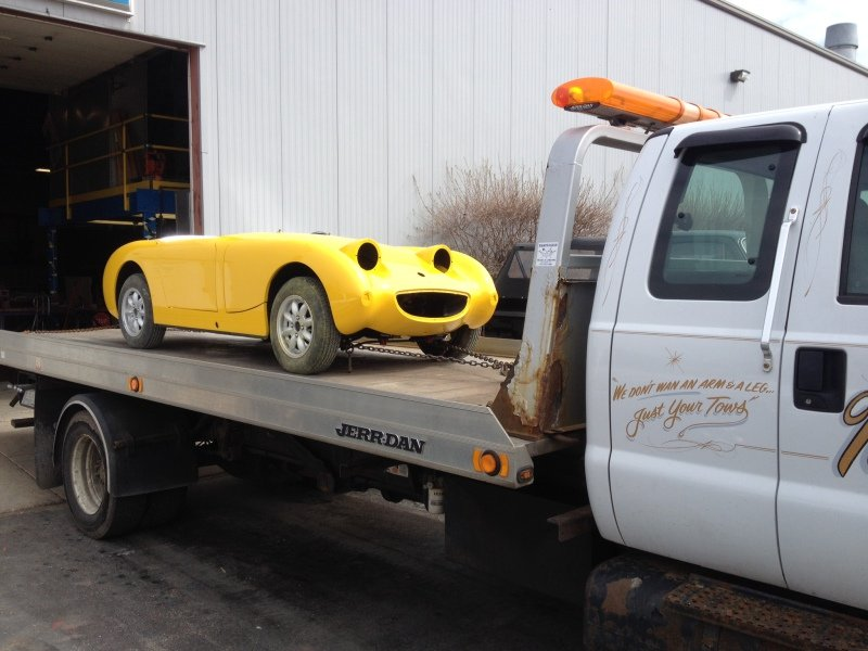 Towing business in Geneva, IL