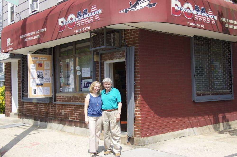 Doma Travel Maspeth: 6165 56th Rd, Maspeth, NY