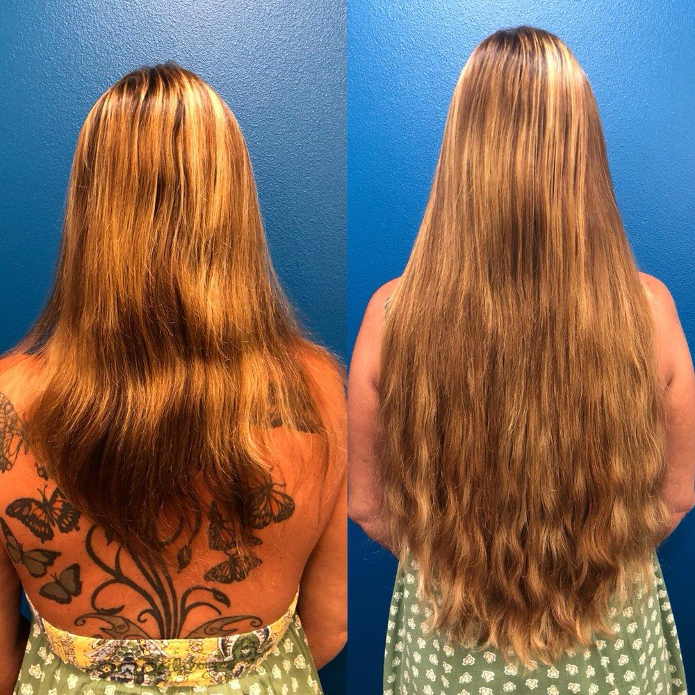 Long Beautiful Hair Extensions Yelp