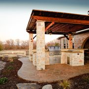 Dallas Outdoor Kitchens & Hardscape - 19 Photos - Landscape ...