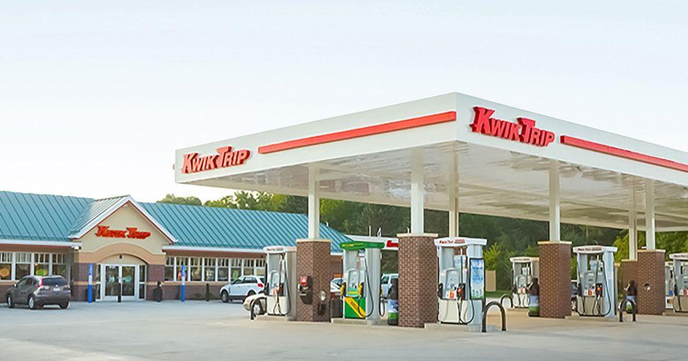 Kwik Trip: 4611 8th St S, Wisconsin Rapids, WI