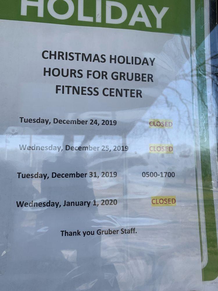 Gruber Fitness Center: 220 Reynolds Ave, Leavenworth, KS