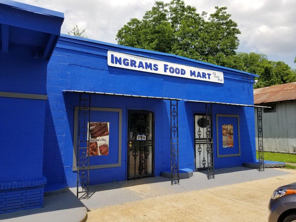 Ingram's Food Mart: 113 E Main St, Duncan, MS