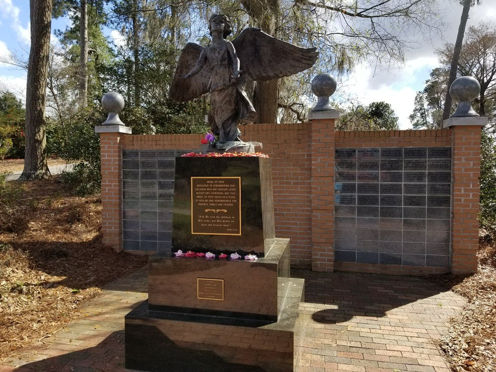 Edisto Memorial Gardens: 210 Cannon Bridge Rd, Orangeburg, SC