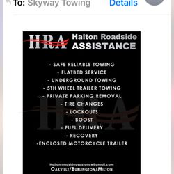 Yelp Reviews for Halton Roadside Assistance - (New) Towing - 600B