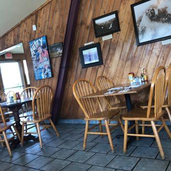 Santa Susana Cafe Menu