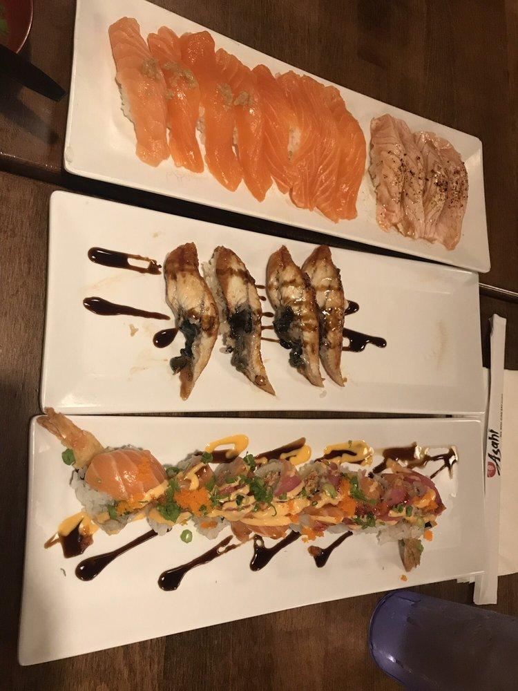Sushi Asahi