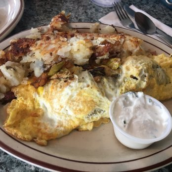 photo of petes kitchen denver co united states greek vegetarian omelette - Petes Kitchen