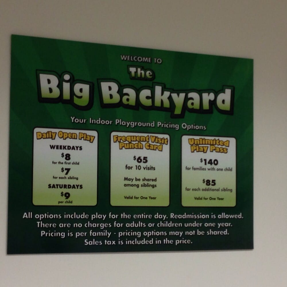 the big backyard 11 photos playgrounds 2857 s 160th st new