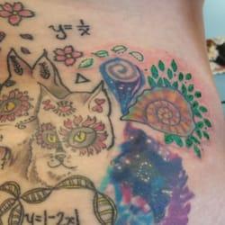 Blue owl tattoo 20 photos tattoo 715 lakewood rd for Waterbury tattoo shops
