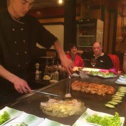 Restaurant Japonais Mouscon