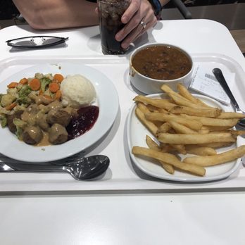 Photo Of Ikea Restaurant And Cafe Burbank Ca United States Swedish Meatball