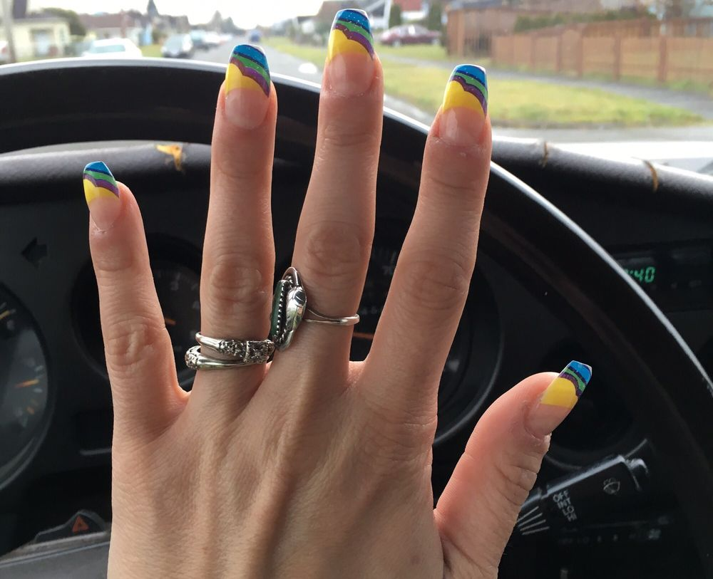 lynns nails nail salons 111 s chehalis st aberdeen wa phone number services yelp. Black Bedroom Furniture Sets. Home Design Ideas