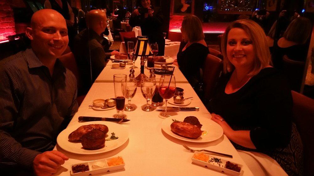 Jeff Ruby's Steakhouse: 700 Walnut St, Cincinnati, OH