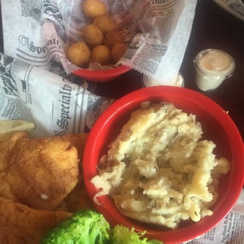 Tina b 39 s reviews batavia yelp for Mr fish seafood restaurant myrtle beach sc
