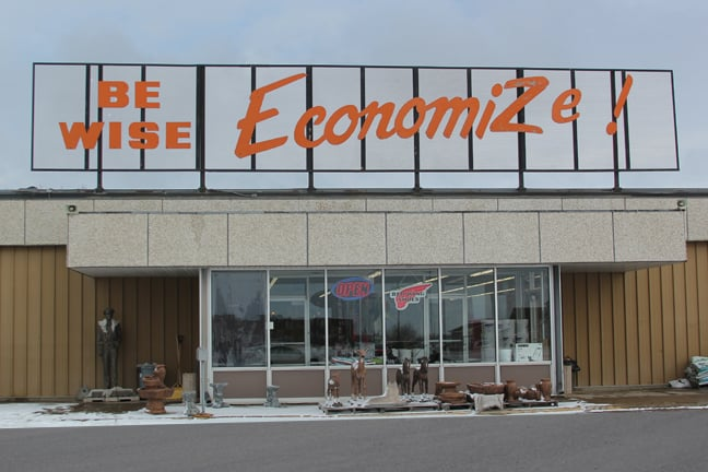 Home of Economy: 1205 Hwy 2 E, Devils Lake, ND