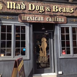 Mad Dog Restaurant Nyc
