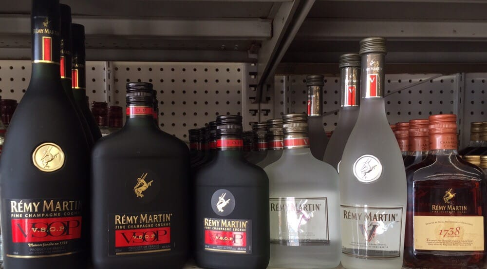 All Sizes Of Remy Martin Vsop V 1738 Come Check Out Yelp