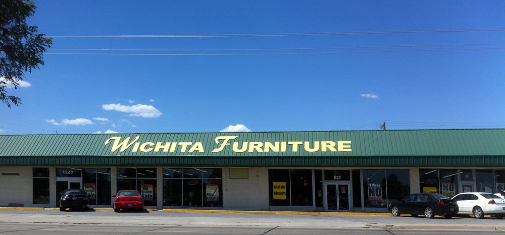 photos for wichita furniture yelp. Black Bedroom Furniture Sets. Home Design Ideas